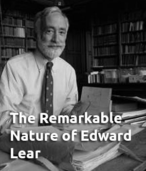 The Natural History of Edward Lear