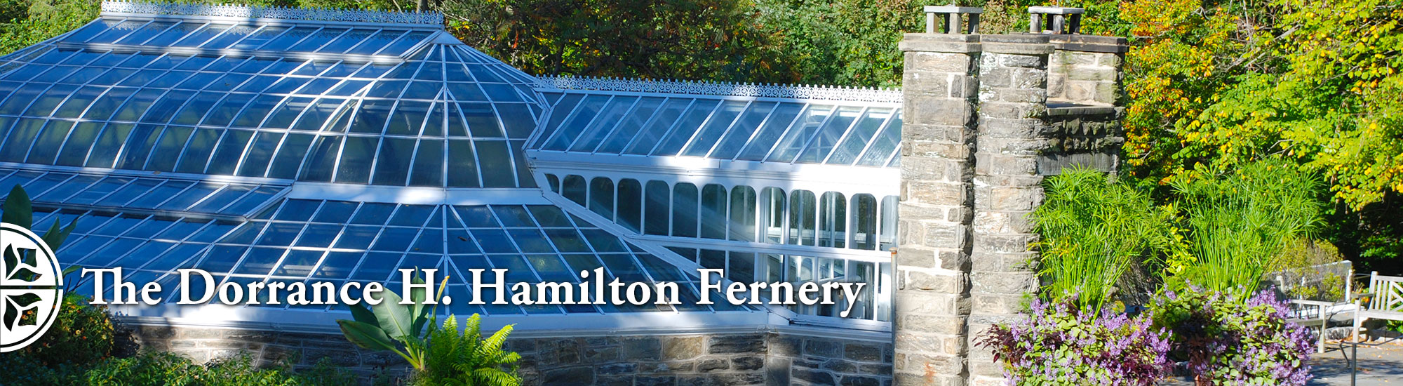 The Dorrance H. Hamilton Fernery