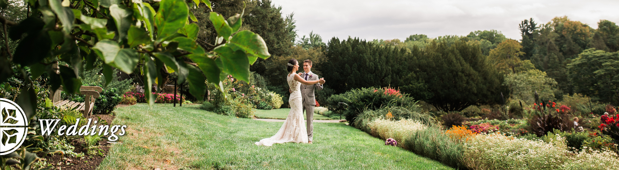 Weddings at Morris Arboretum