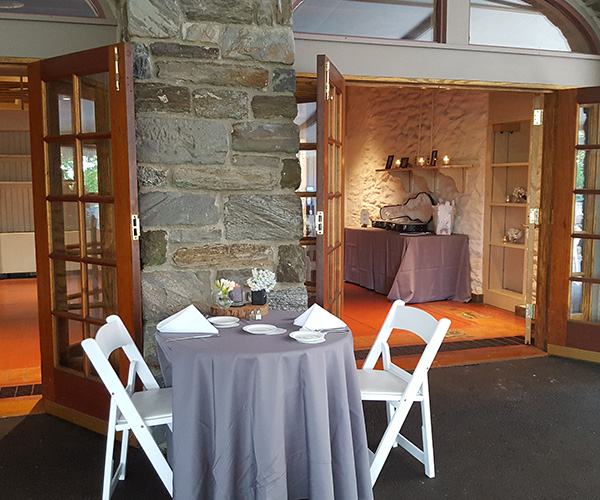 Carriage House Rooms